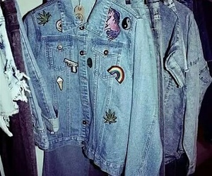 grunge, jacket, and jeans image