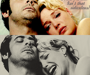 izzie stevens, grey's anatomy, and denny duquette image