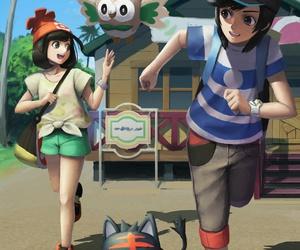 pokemon and pokemon sun and moon image