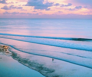 beach, color, and life image