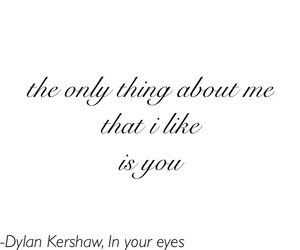 i like you, movie, and quote image