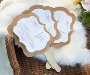bohemian, hand fan, and bohemian wedding image