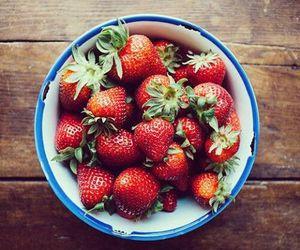 strawberries image