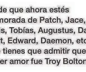 troy bolton, book, and frases image