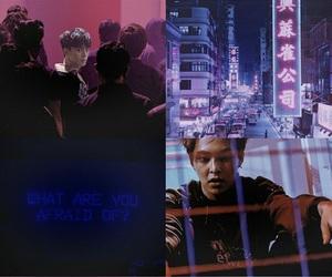 boys, exact, and korean image