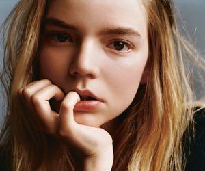 model and anya taylor-joy image