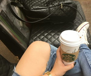 coffee, cool, and jean image