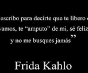 frases, pintora, and frida kahlo image