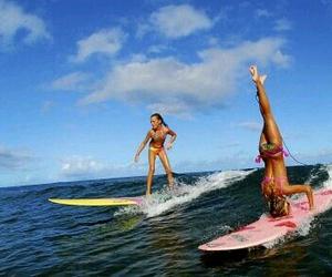 summer, diversión, and friends image