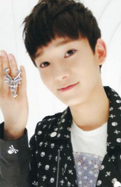 Image About Mama Exo Photocard Chen In Chen Photocards By Kkaebsong Ã……