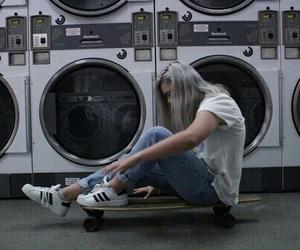 dark, heterosexual, and laundry image