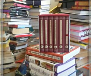 books, edited, and literature image