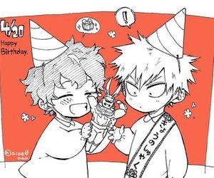 yaoi, kacchan, and bakugou katsuki image