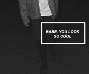grunge, cool, and babe image