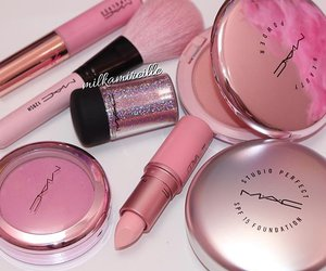 mac, cosmetics, and makeup image