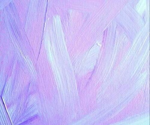 paint, pastel, and purple image