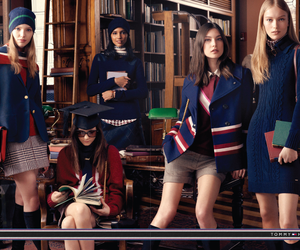 fashion, preppy, and school image