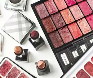 colors, lipstick, and makeup image