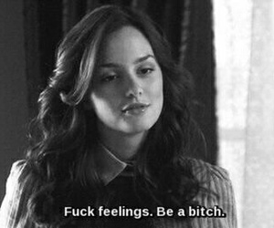 blair waldorf, feelings, and gossip girl image