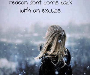 quote, excuse, and reason image