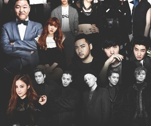Ikon, wallpaper, and 2ne1 image