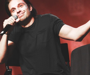 actor, Marvel, and sebastian stan image