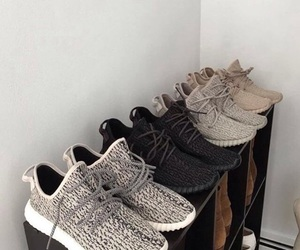 yeezy, adidas, and shoes image