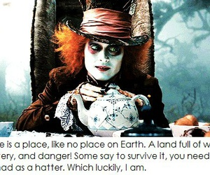 alice, alice in wonderland, and country image