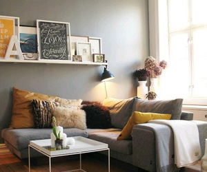 living room, room, and home image