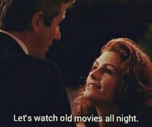 pretty woman, julia roberts, and old movies image