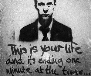 fight club, life, and quote image