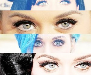 eyes, gorgeous, and katy perry image