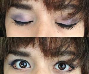 big eyes, mangas, and Nana image