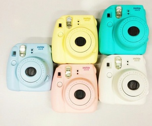 camera, colors, and photo image