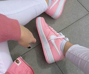 air, nike, and fashion image