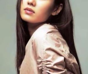 korean girl, son ye jin, and k actres image