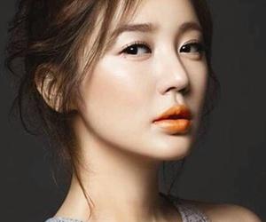 korean girl, yoon eun hye, and k actres image