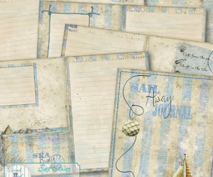 beach, etsy, and scrapbooking image