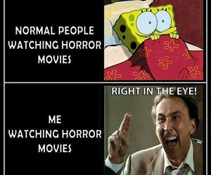 horror, lol, and funny image