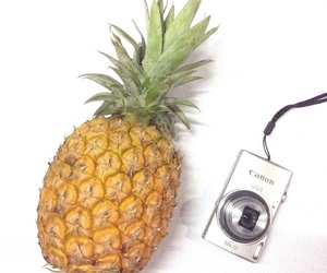 canon, pineapple, and ixus image