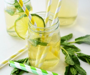 coctail, drink, and juice image