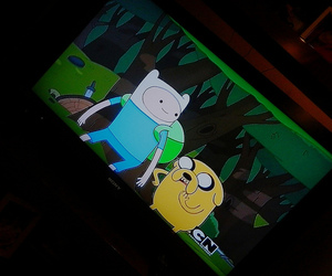 cartoon, tv, and adventure time image