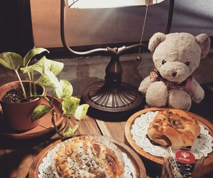 ambiance, bakery, and food image