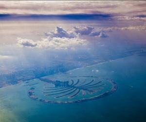 beach, UAE, and world image