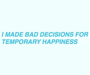 quote, happiness, and blue image