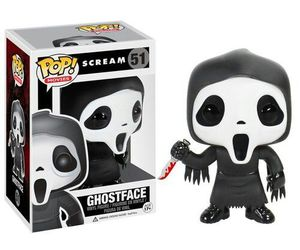 scream, ghostface killah, and funko pop image