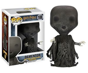 harry potter, dementor, and funko pop image