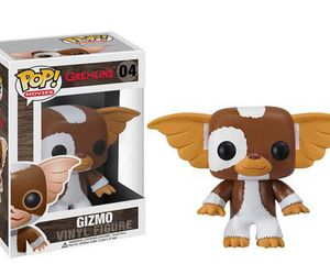 gizmo, funko pop, and gremlins image