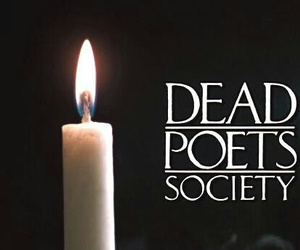 dead poets society, movies, and poetry image