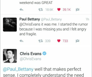 actor, bromance, and chris evans image